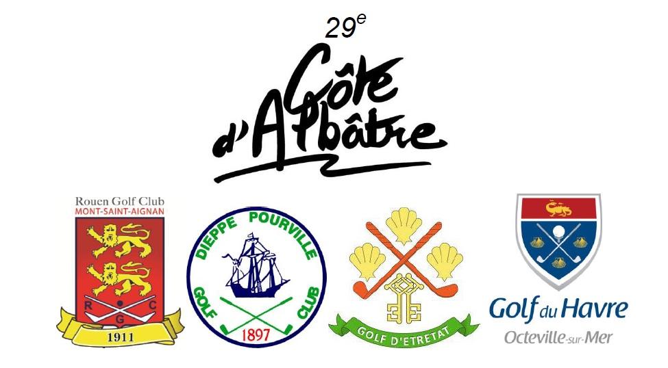 Grand Prix et Trophée des Golfs de la Côte d'Albâtre : Départs