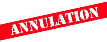 ANNULATION de la 30e édition du Grand Prix de la Côte d'Albâtre